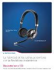 Auricular-Plantronics-Blackwire-C710-C720