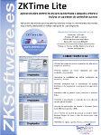 ZKSoftware-Software-ZKTime-Lite