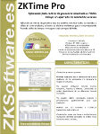 ZKSoftware-Software-ZKTime-Pro