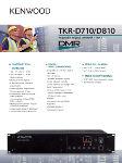 Repetidor-Kenwood-DMR-TKRD710-TKRD810