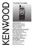Walkie-Kenwood-Analogico-TK2302-TK3302-Manual