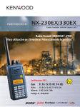 Walkie-Kenwood-NX230EX-NX330EX-Atex
