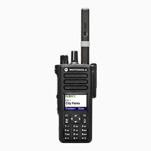 Motorola DP4800 - DP4801