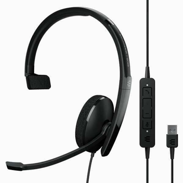 EPOS | Sennheiser-Adapt-130-Mono-USB-A-II
