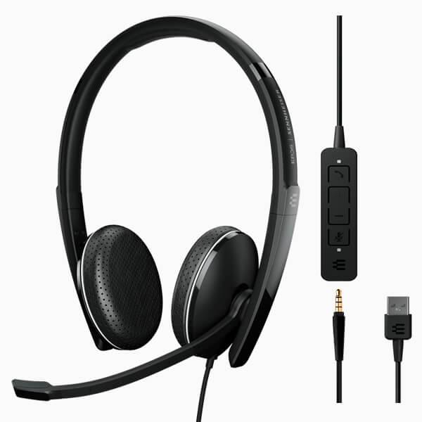 EPOS | Sennheiser-Adapt-165-Duo-USB-A-II | Sennheiser