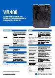 Edesix-VB400-Especificaciones
