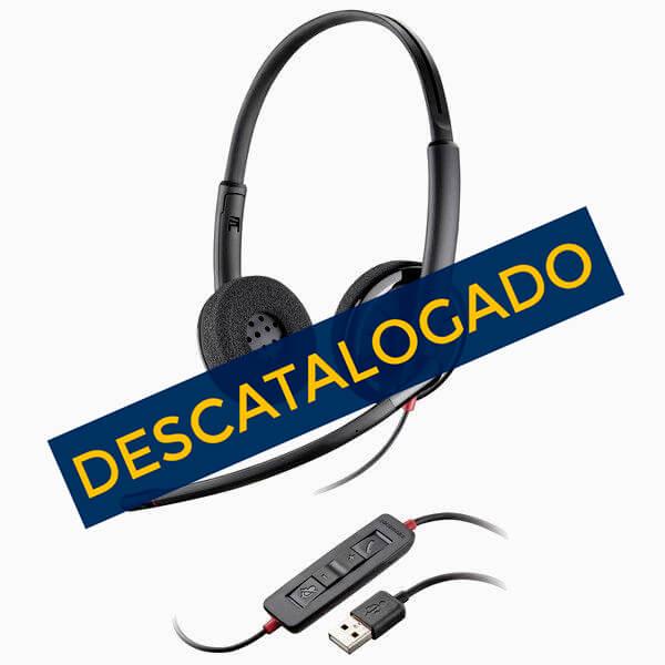 Plantronics-C320-duo-usb-descatalogado