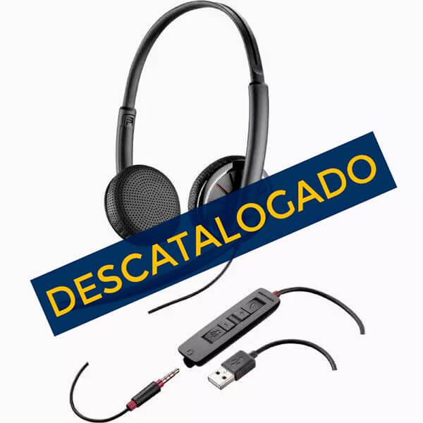 Plantronics-C325-1-duo-usb-descatalogado