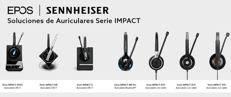 EPOS   Sennheiser Serie IMPACT