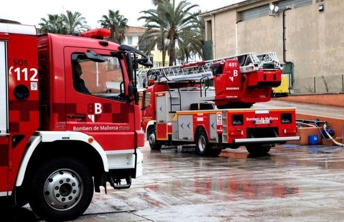 Tecnitrán-Bomberos-Mallorca