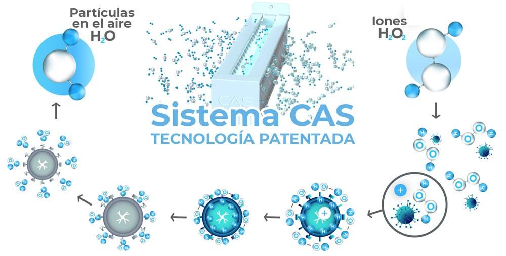 Tecnitrán-SistemaCAS