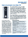 avigilon-h4-intercomunicador-video-ES-pdf