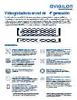 avigilon-nvr4-videograbador-ES-pdf